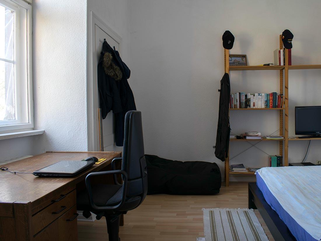 Studentenzimmer